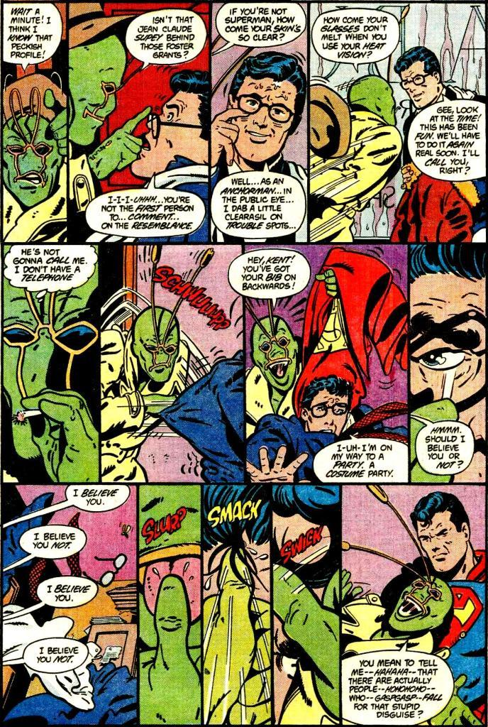 Ambush Bug: the ORIGINAL Deadpool.