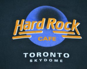 The SkyDome logo had a snappy, ultra-modern redesign.  This was it.  No, really.