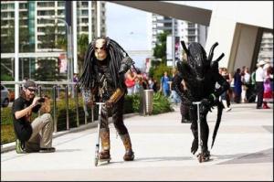 Pictured: deleted scene from Alien VS Predator