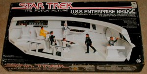 You could literally re-enact 97% of the movie with this one playset.